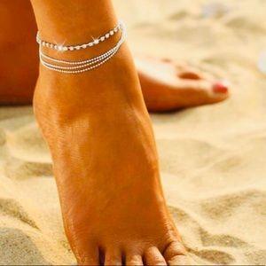 Jewelry - Diamond Layered Chain Bracelet